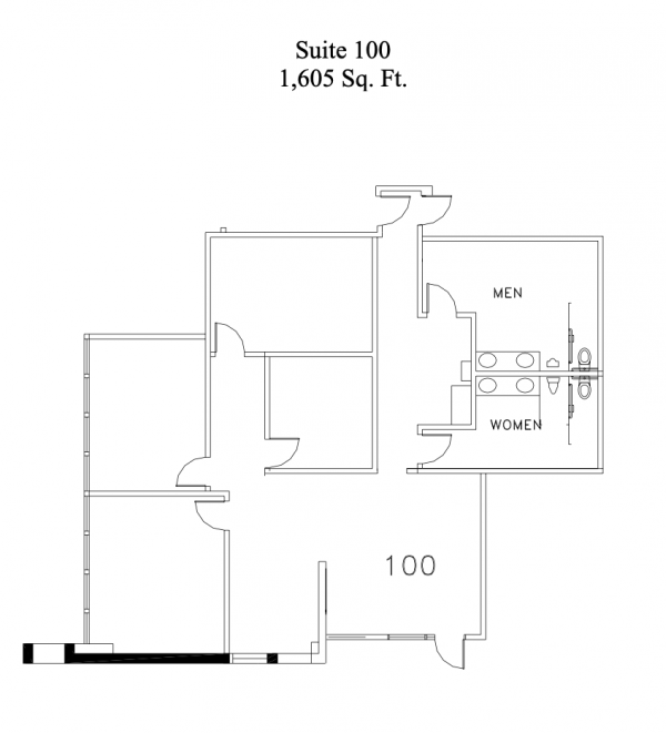 suite 100 floorplan